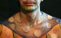 Intrarte Body painting 00015