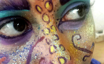 Intrarte Body painting 00024